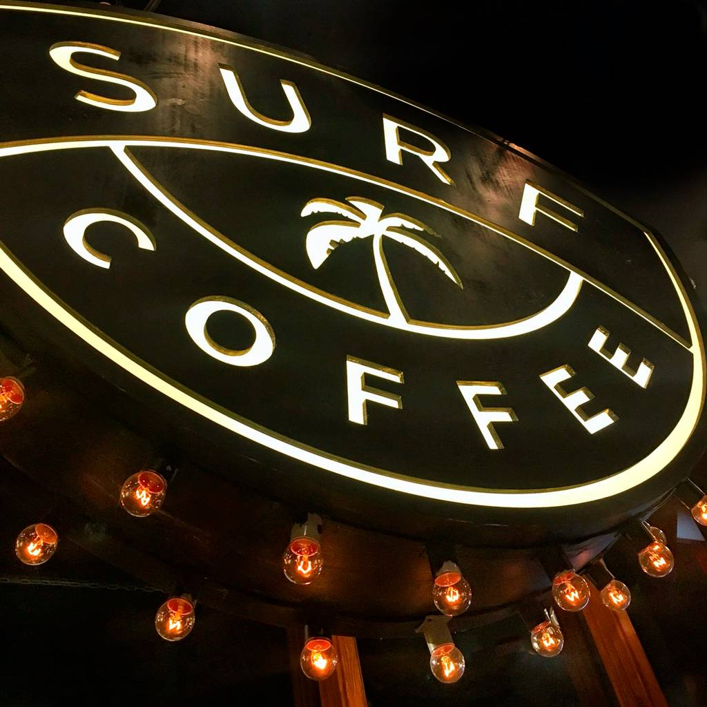 Кофейни Surf Coffee Сочи