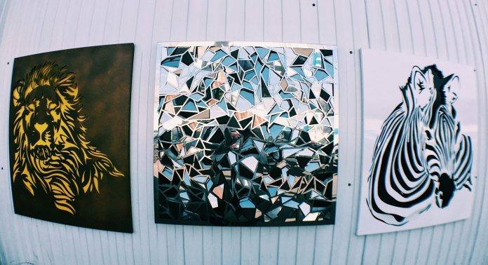 Декоративные изделия из металла на лазреном станке Москва - Stone Forest