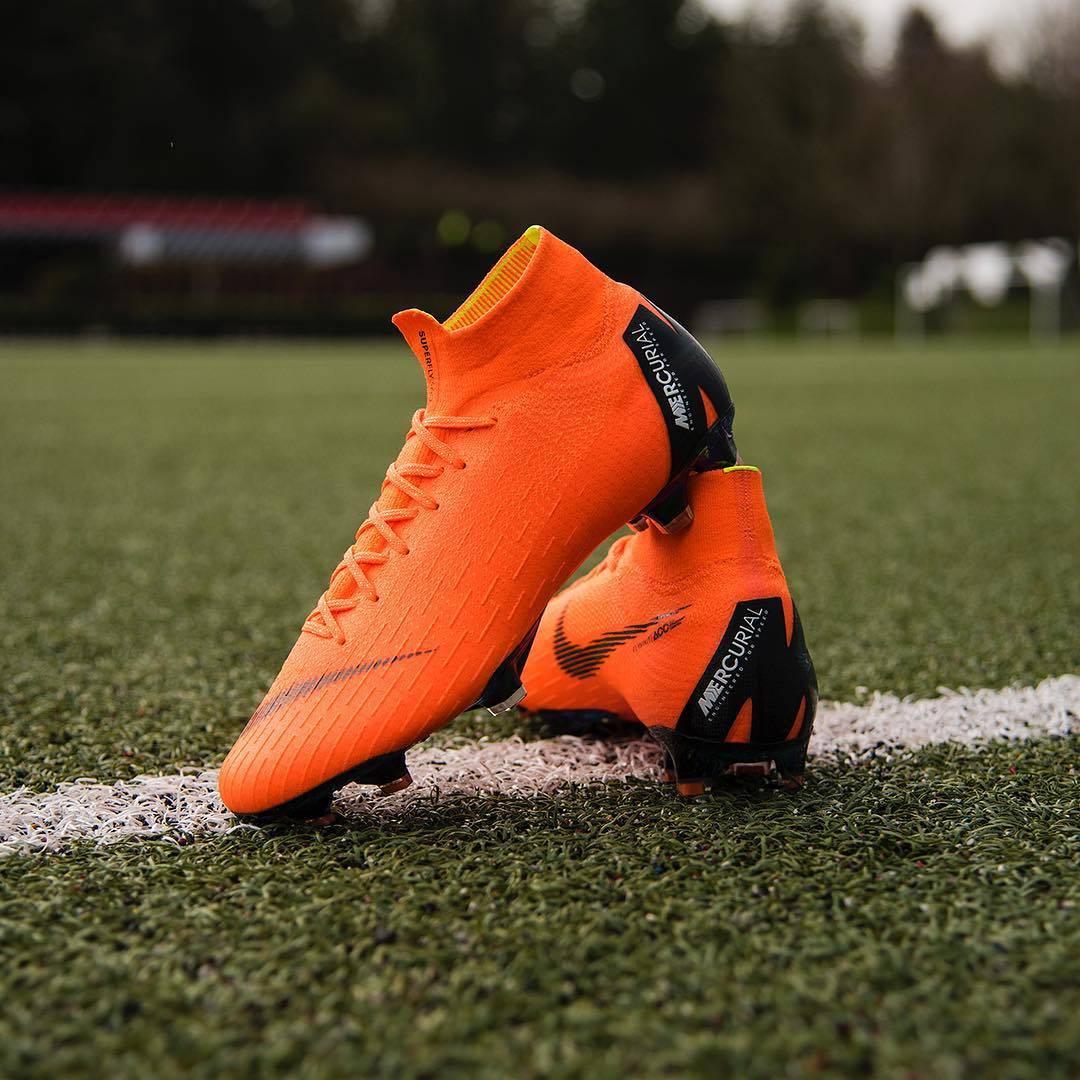 67cd93e4 Nike Mercurial Superfly 360 и Mercurial Vapor 360 - новые футбольные ...