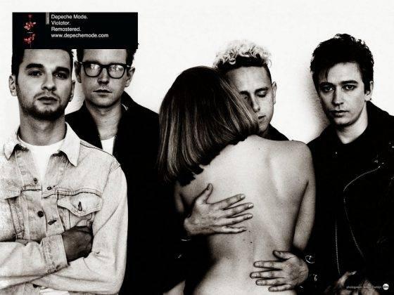 Фото Антон Карбайн и Depeche Mode - Stone Forest