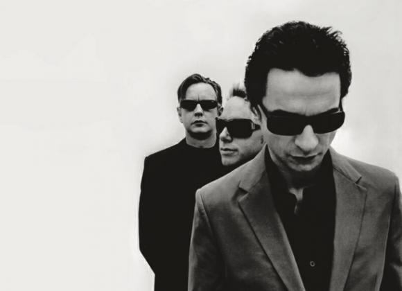 Группа Depeche Mode - Stone Forest