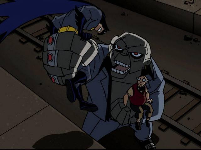 Шрам и Чревовещатель The Batman 2004 - Stone Forest