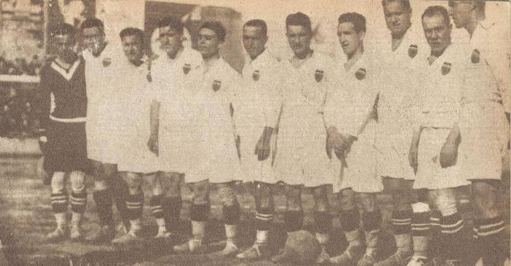 История ФК Валенсия - Stone Forest