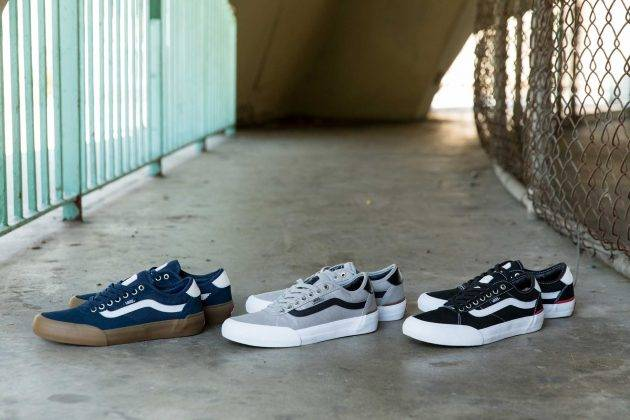 Фото Vans Chima Pro 2 - Stone Forest
