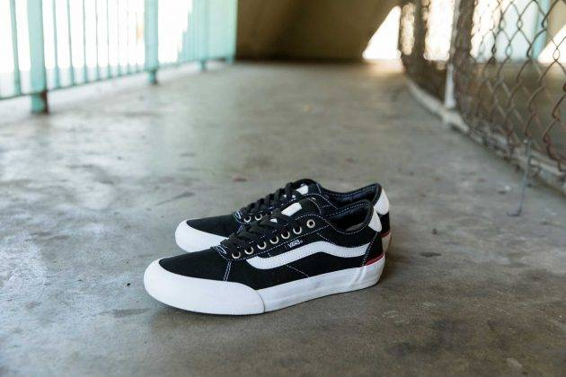 Vans Chima Pro 2 Black - Stone Forest