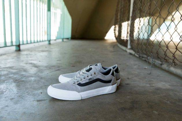Vans Chima Pro 2 Grey - Stone Forest