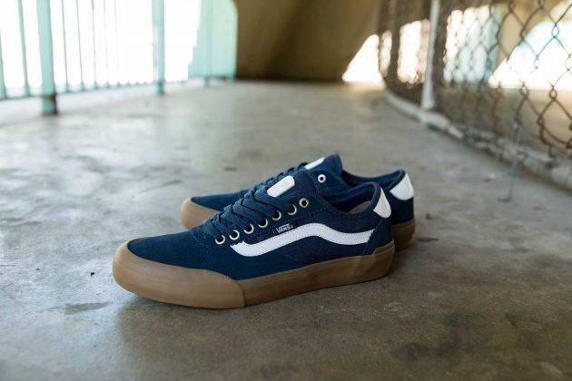 Vans Chima Pro 2 Navy - Stone Forest