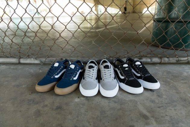 Обувь Vans Chima Pro 2 - Stone Forest
