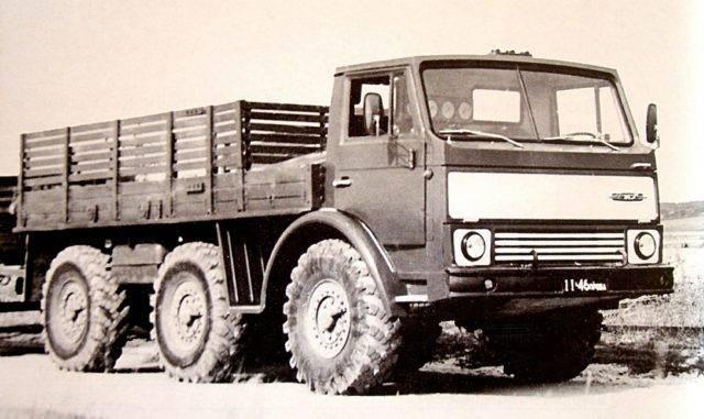 Большегруз ЗИЛ 132 - Stone Forest