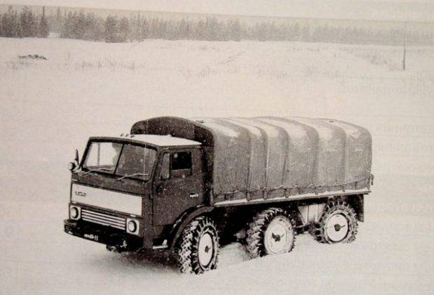 Грузовая машина ЗИЛ 132 - Stone Forest