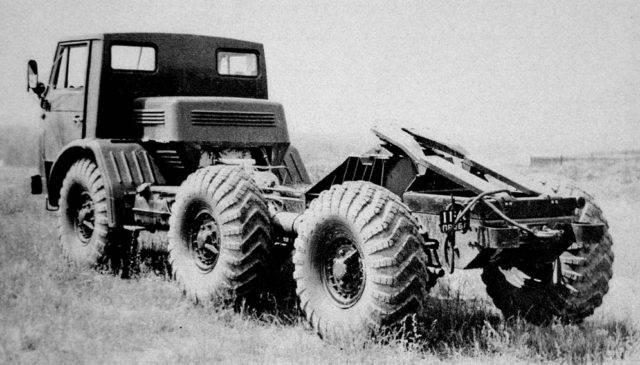 Модель авто ЗИЛ 132 - Stone Forest