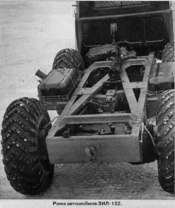 Автомобиль ЗИЛ 132 - Stone Forest