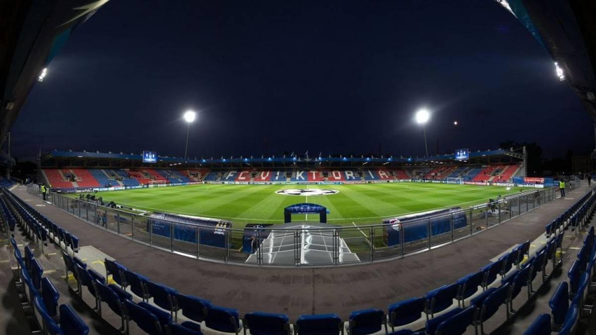Стадион ФК Виктория Плзень - Stone Forest