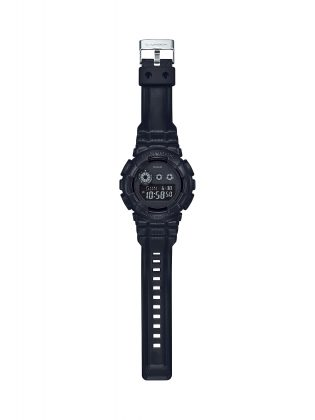 Новые G-SHOCK BLACK LEATHER TEXTURE - Stone Forest