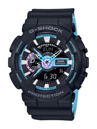 Часы G-SHOCK NEON ACCENT - Stone Forest