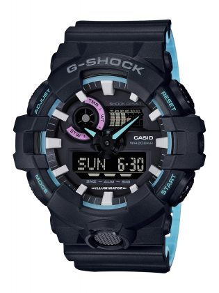 Casio G-SHOCK NEON ACCENT - Stone Forest