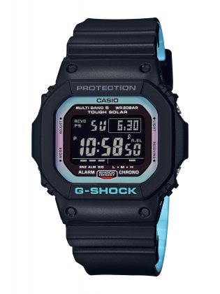 Коллекция G-SHOCK NEON ACCENT - Stone Forest