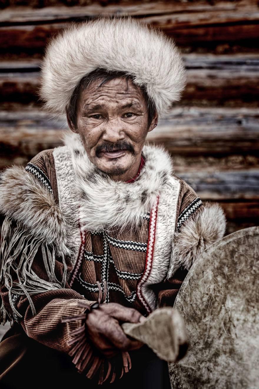 Тофалары Александр Климушин - Stone Forest