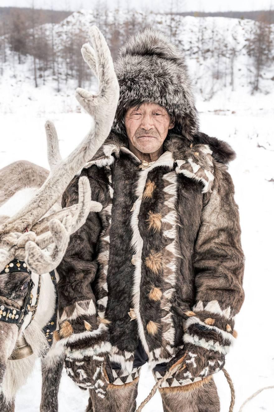 Сибирские Эвенки Александр Климушин - Stone Forest