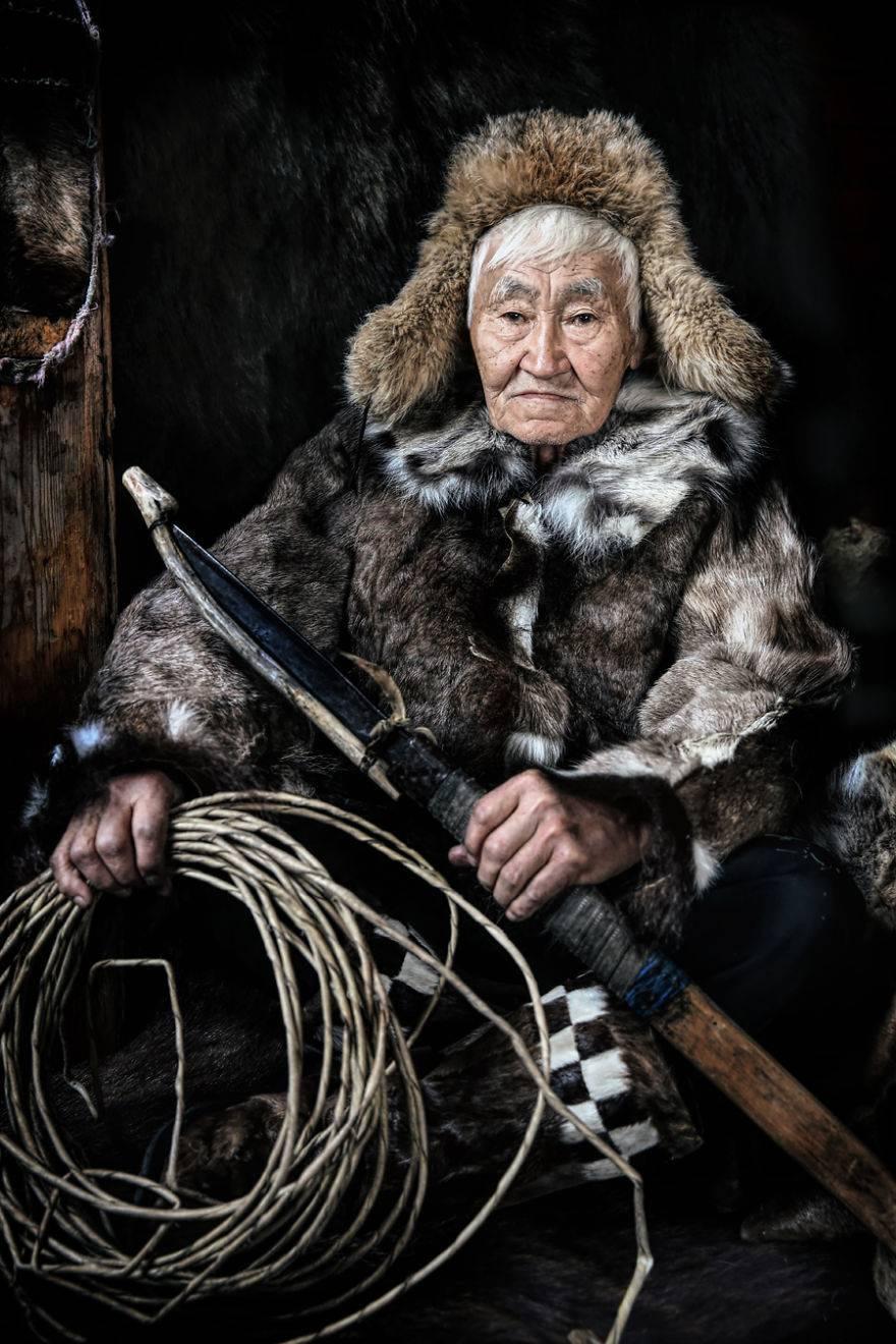 Люди Эвенки Александр Климушин - Stone Forest