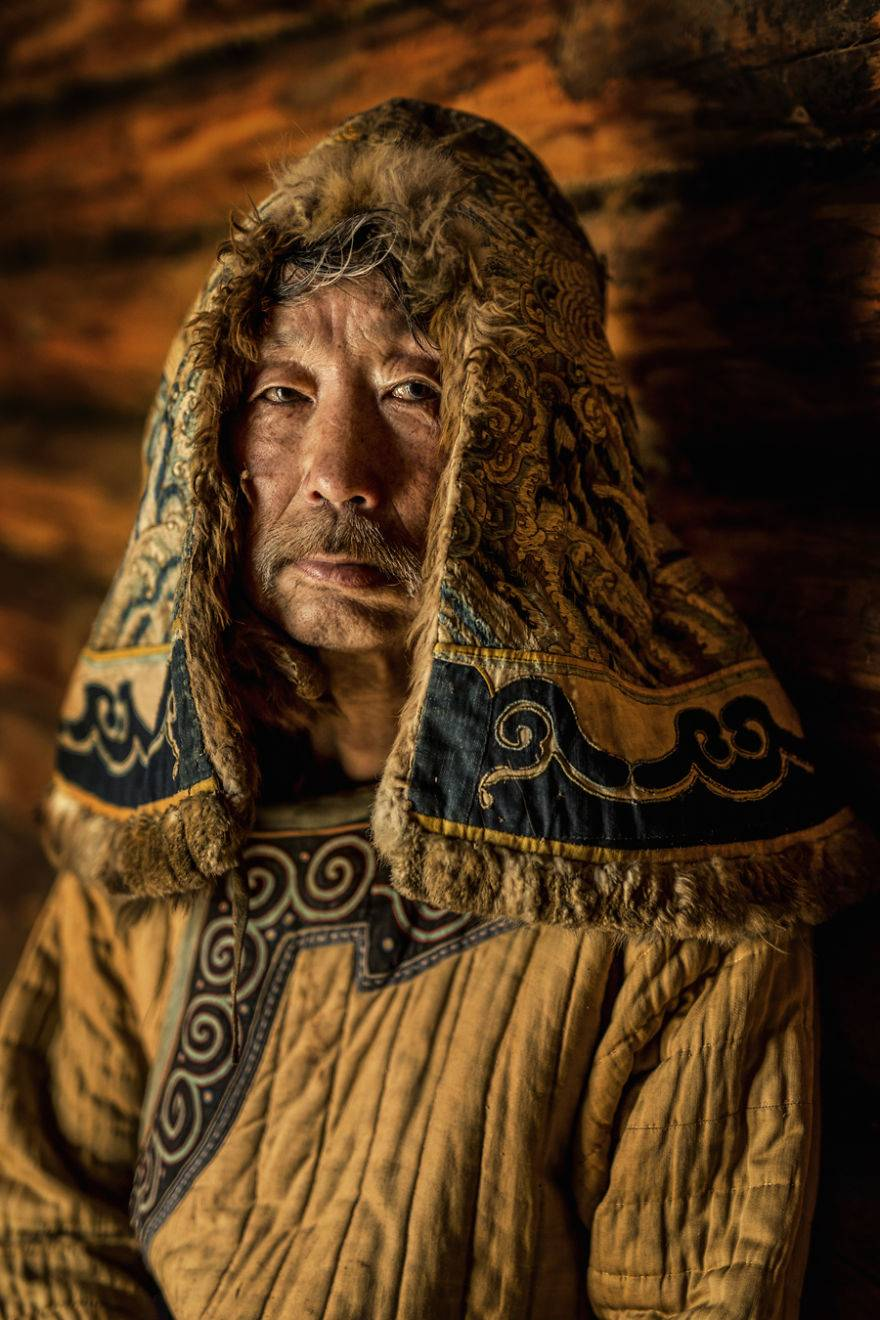 Народ Нивхи Александр Климушин - Stone Forest