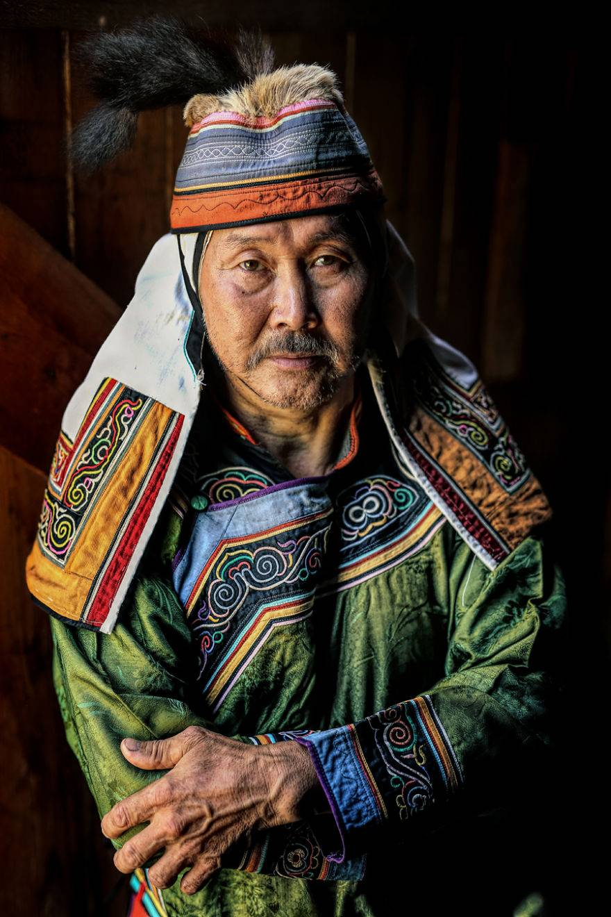 Народ Удегейцы Александр Климушин - Stone Forest