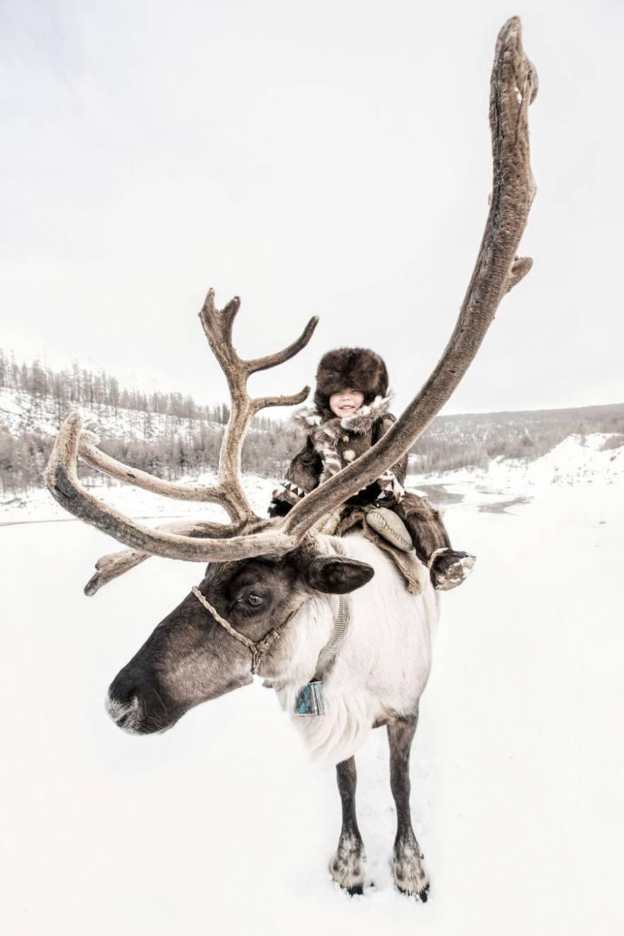 Эвенки Александр Климушин - Stone Forest