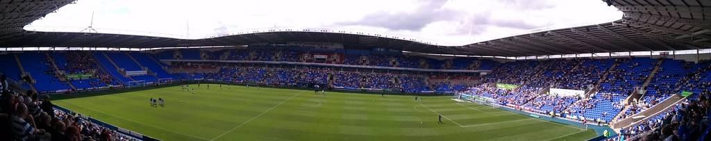 Стадион ФК Рединг Мадейски - Stone Forest
