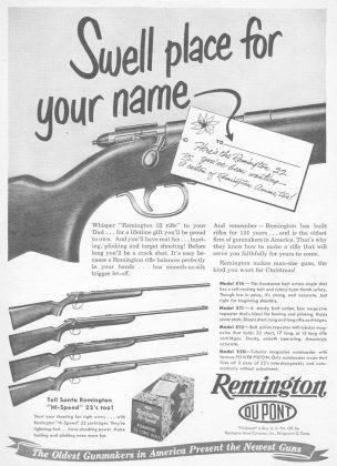 Реклама Ремингтон - Stone Forest