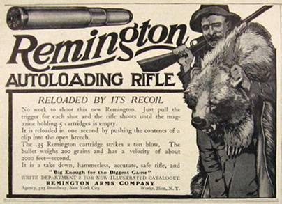 Охотник с оружием Ремингтон - Stone Forest