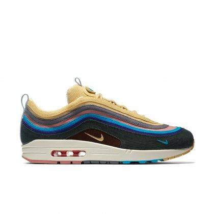 Релиз Nike Air Max 1/97 SW - Stone Forest