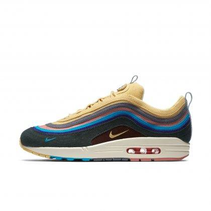 Презентация Nike Air Max 1/97 SW - Stone Forest
