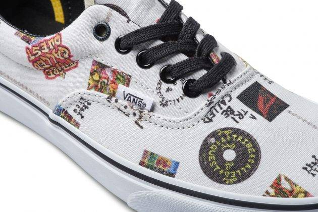 Релиз Vans x A Tribe Called Quest - Stone Forest