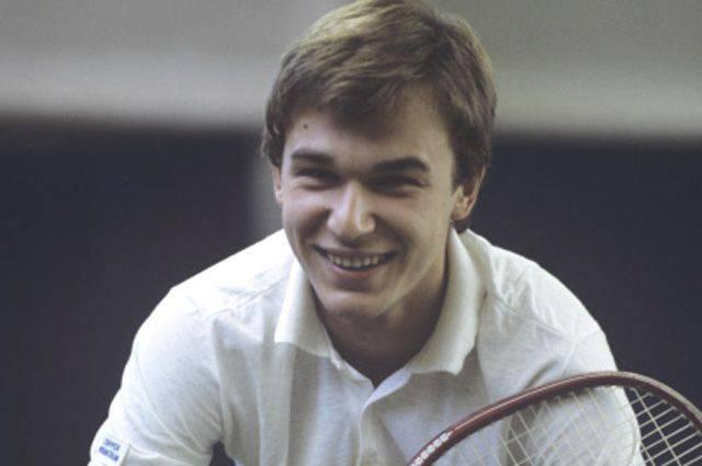 Теннисист Андрей Чесноков - Stone Forest