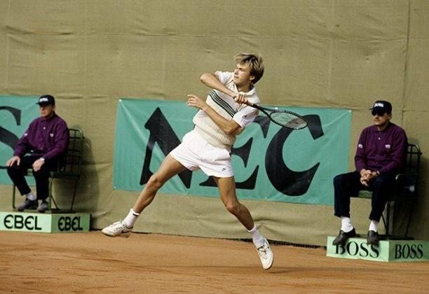 Андрей Чесноков теннис - Stone Forest