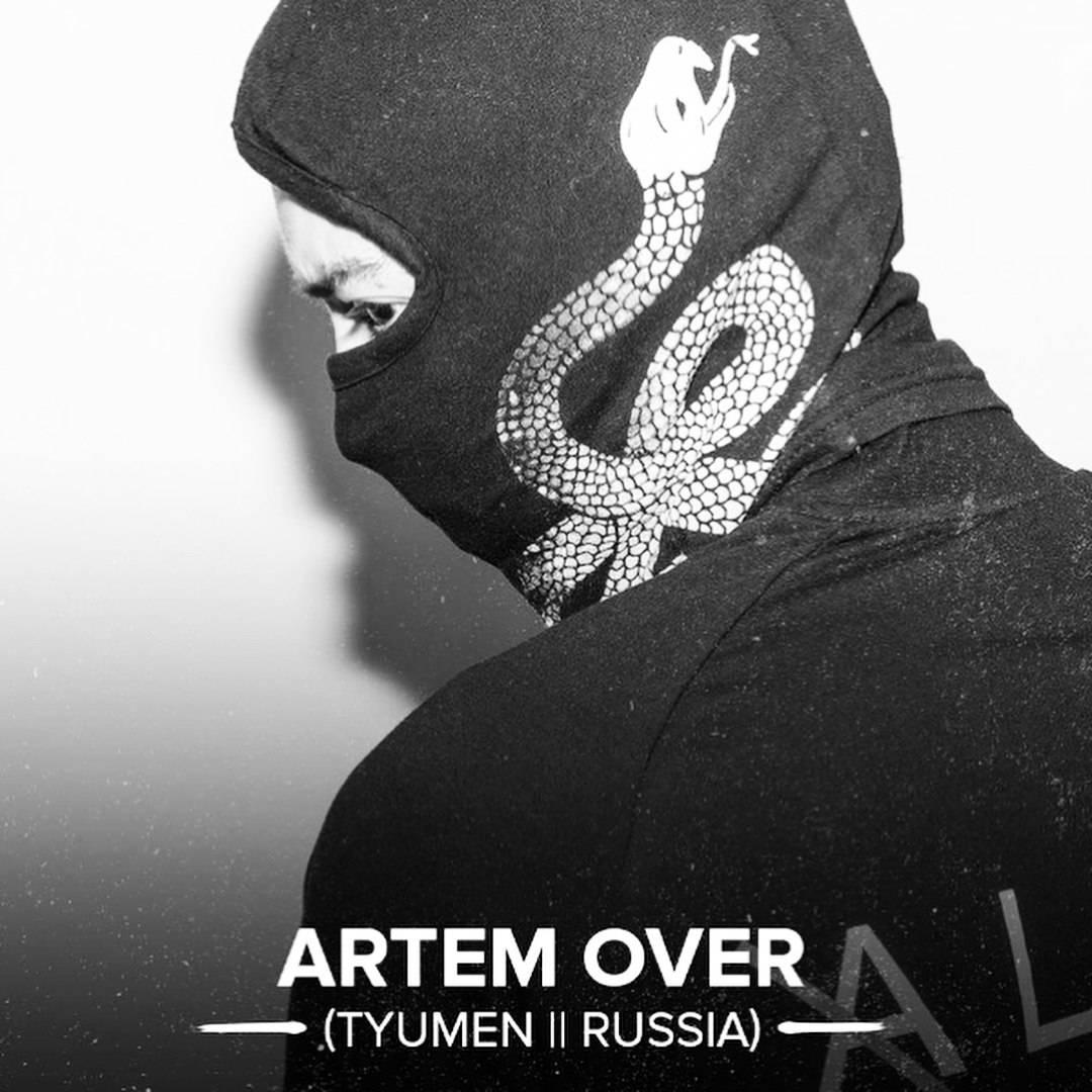 Третий участник ARTEM OVER Secret Walls x Craft Comics Riots