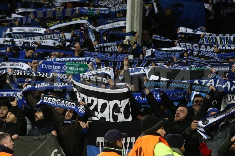 Фанаты ФК Аталанта Бергамо - Stone Forest