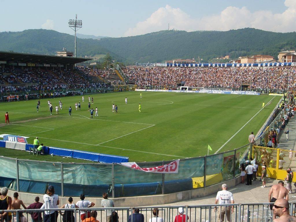 Стадион ФК Аталанта Бергамо - Stone Forest