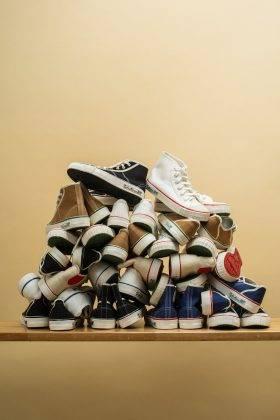 Обувь ДВА МЯЧА - Stone Forest
