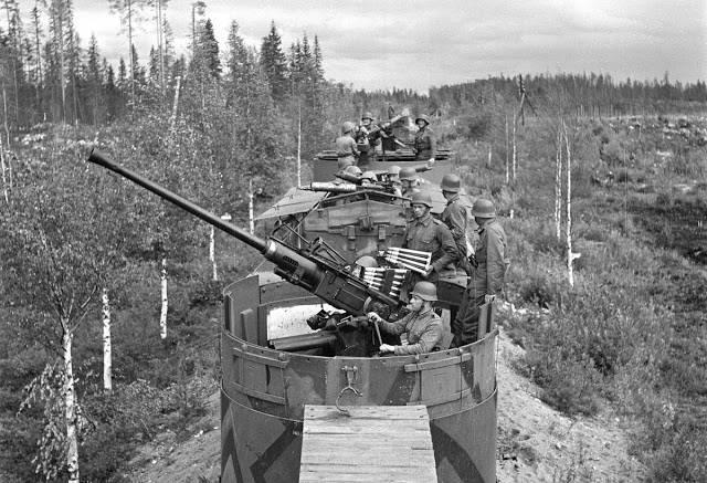 Финский военный поезд - Stone Forest