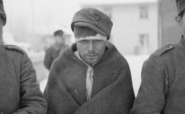 Советский пленный солдат - Stone Forest