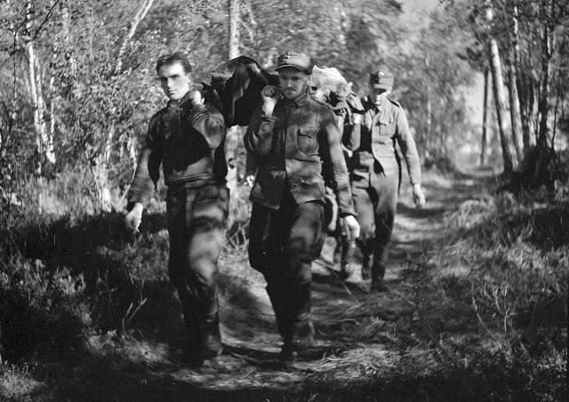 Забота о раненых и павших солдатах - Stone Forest