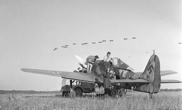 Бомбардировщик Stuka - Stone Forest