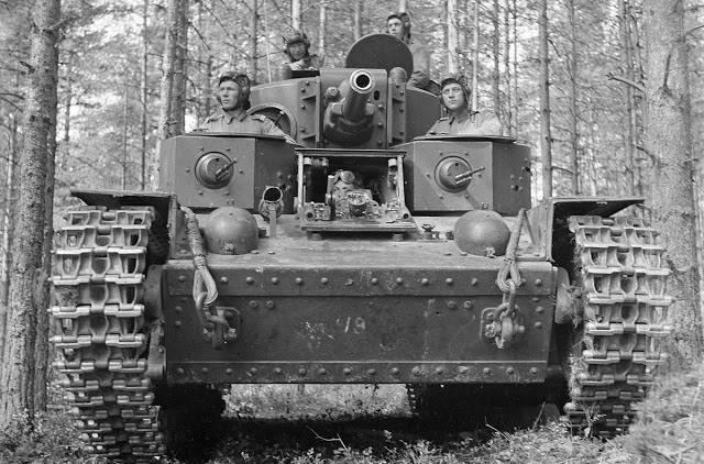 Финская танковая команда - Stone Forest