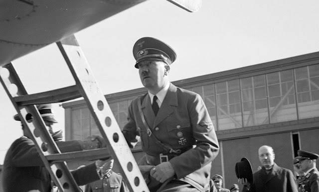 Визит Адольфа Гитлера в Финляндию - Stone Forest