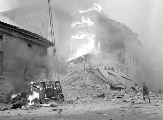 Бомбардировка Хельсинки силами Советского союза - Stone Forest