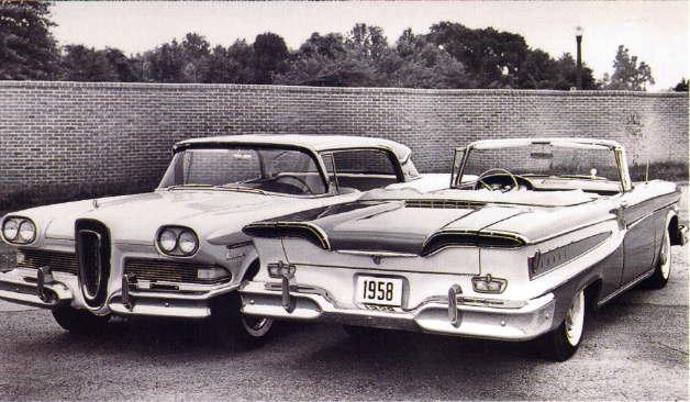 Ford Edsel – один из самых ошеломляющих провалов в истории автомобилестроения