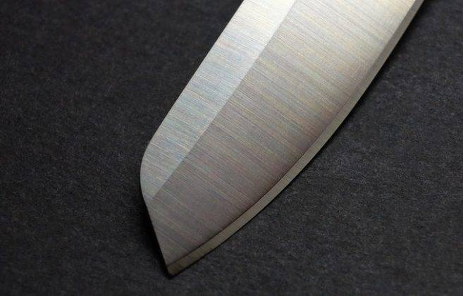Нож iQ EDC flipper - Stone Forest