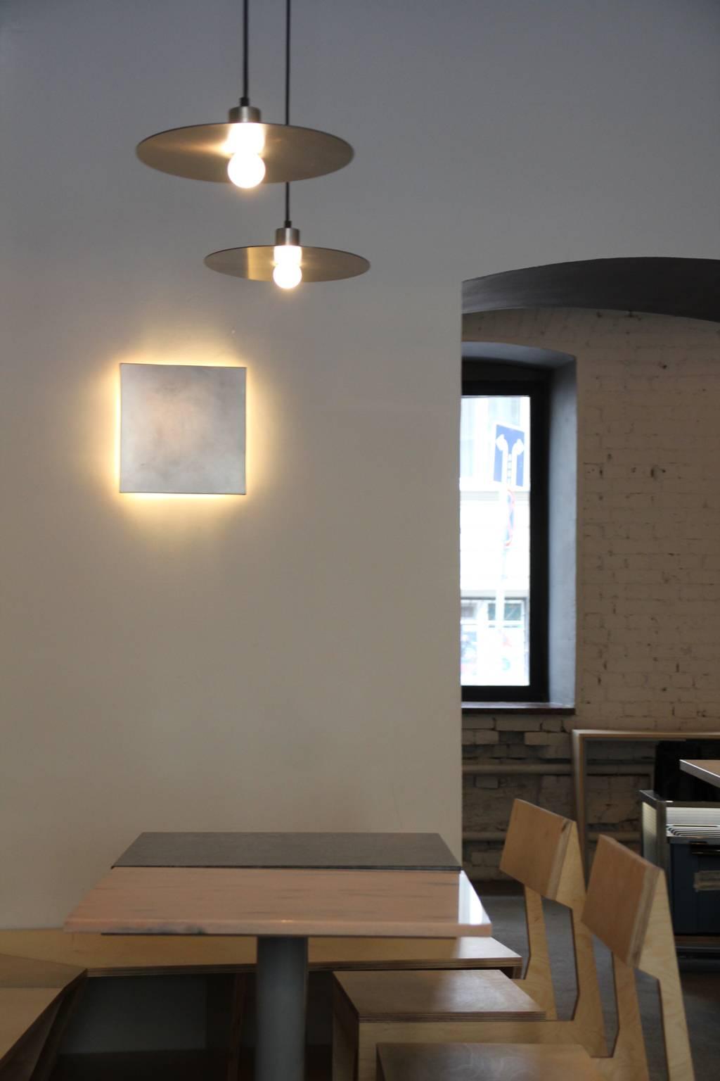 Новая большая кофейня Кооператива Чёрный