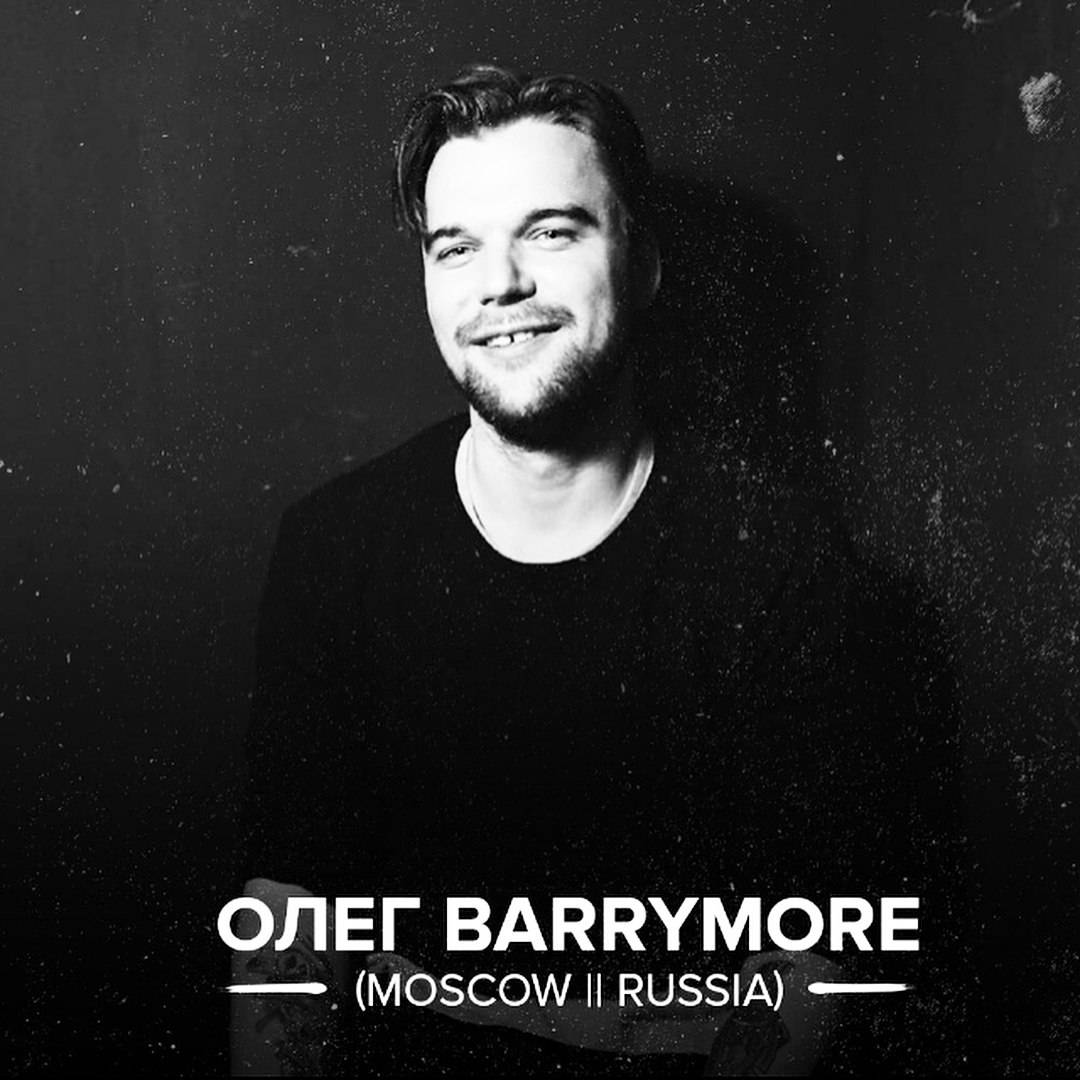 Первый участник Олег Barrymore Secret Walls x Craft Comics Riots